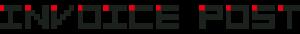インボイスポストのロゴ