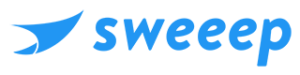 sweeep(スイープ)のロゴ